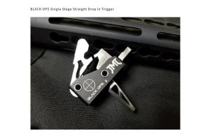 JMT - Black OPS Single Stage Straight Drop in Trigger