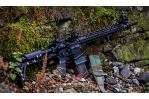"T73 - MOD. COMPETITION - CARBON FIBER BARREL 20"" - Caliber  .223"