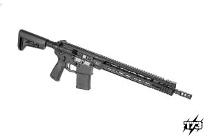 "T 73 - AR 15 - MOD 1 - PWS Upper Mod2 - Barrel Length from 12"" to 18"""