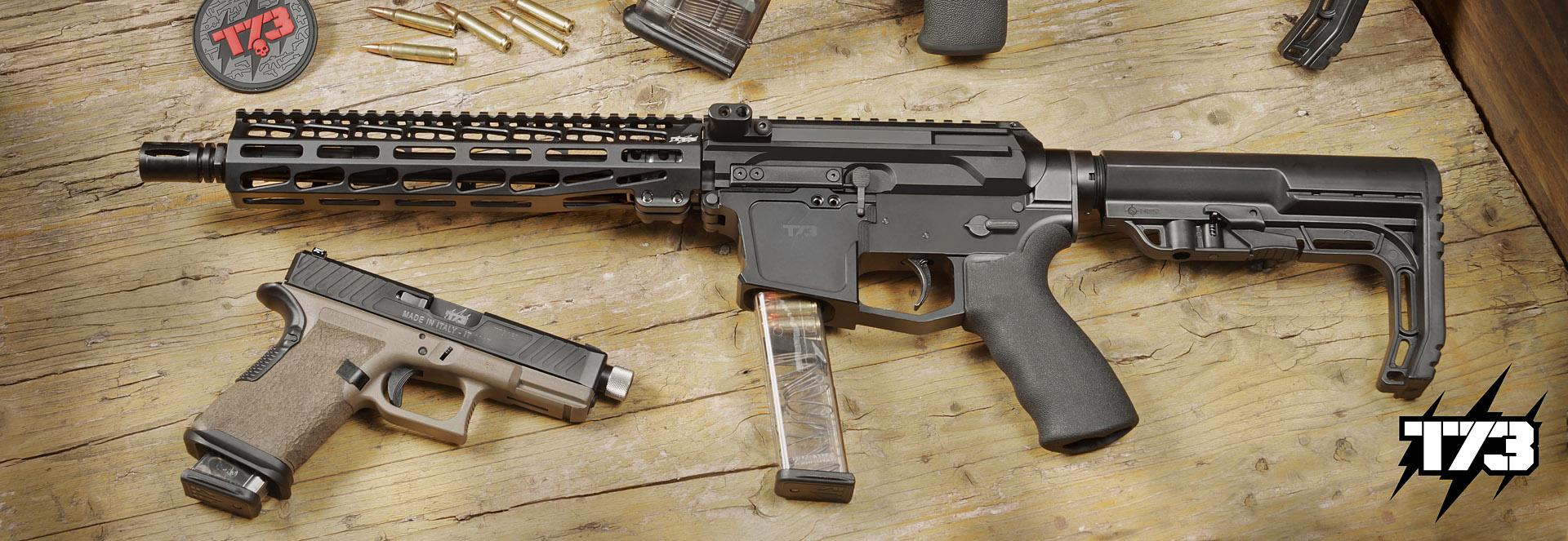 T73 Tac 9-Pistol custom